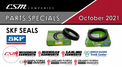 October 2021 Parts Specials-SKF Seals