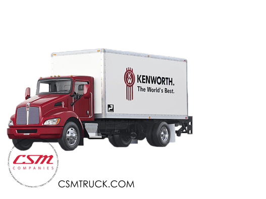 Kenworth T170 T270 & T370