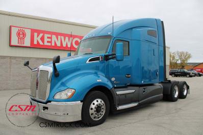 2015 Kenworth T680 UFJ442337