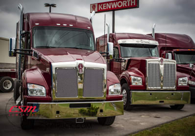 Kenworth Releases Product Updates for the K370, T880, and W990