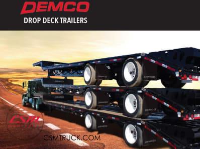Demco Drop Deck Trailers