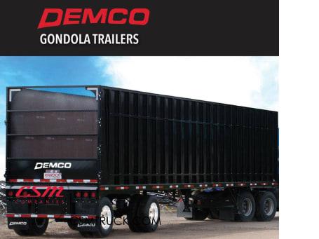 Demco Gondola Trailers