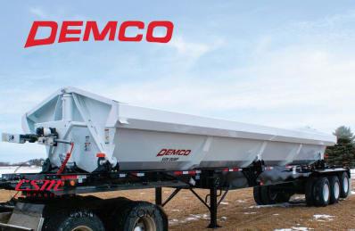 Demco Side Dump Trailers