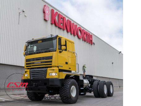 END OF AN ERA: KENWORTH PRODUCES LAST K500