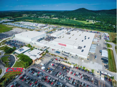"""Kenworth Chillicothe Plant Earns 2021 """"Encouraging Environmental Excellence"""" Platinum Award from Ohio EPA"""
