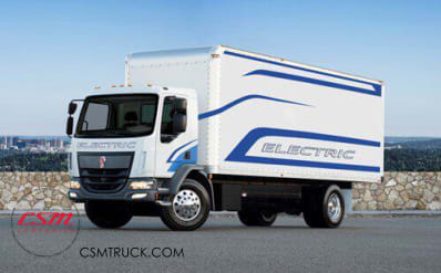 KENWORTH INTRODUCES ZERO EMISSION BATTERY-ELECTRIC Trucks