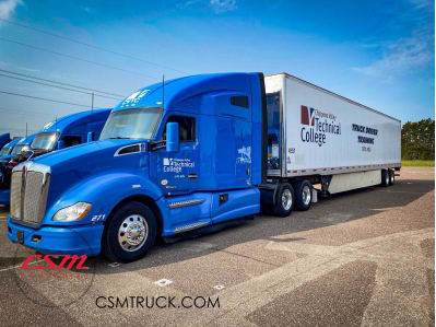 Wisconsin Kenworth Supplies Driver Academy at Chippewa Valley Tech