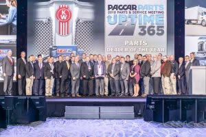 CSM Awarded Kenworth Parts Dealer of the Year
