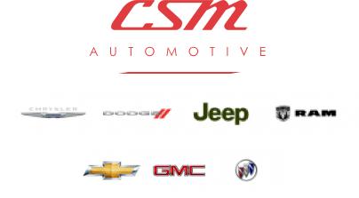 CSM Launches an Automotive Division