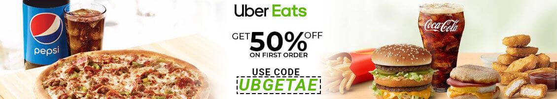 UberEats UAE Promocode