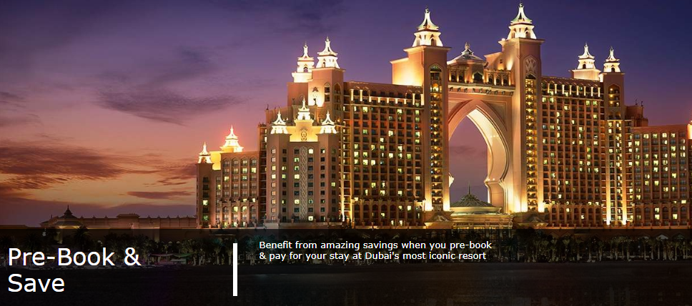 Atlantis The Palm Offers