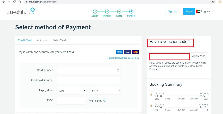 Apply Travelstart Coupon Code