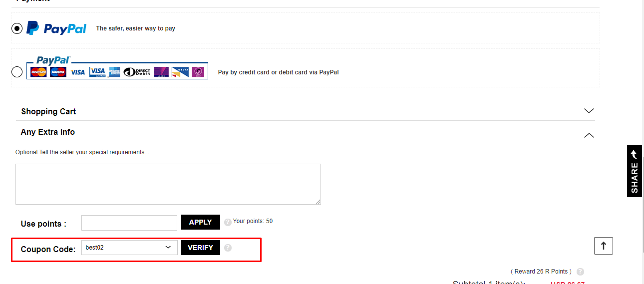 Apply RoseWe Coupon Code