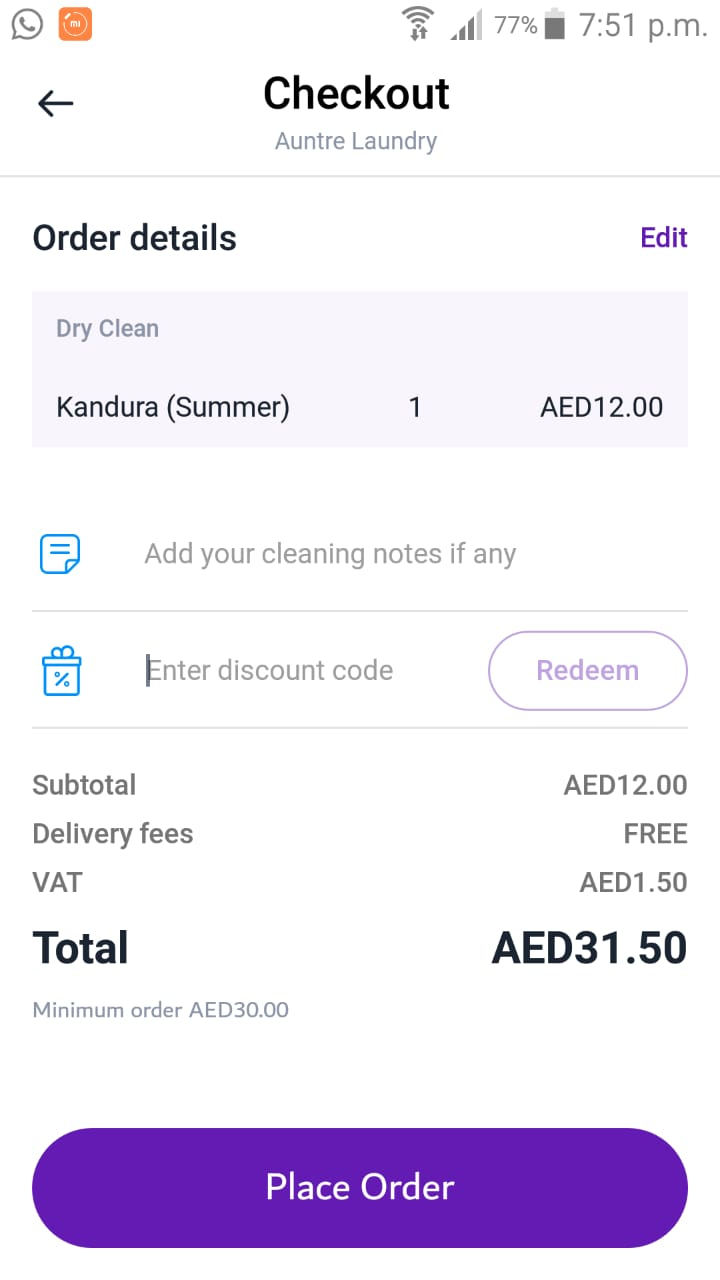 Use Just Clean Coupon Code