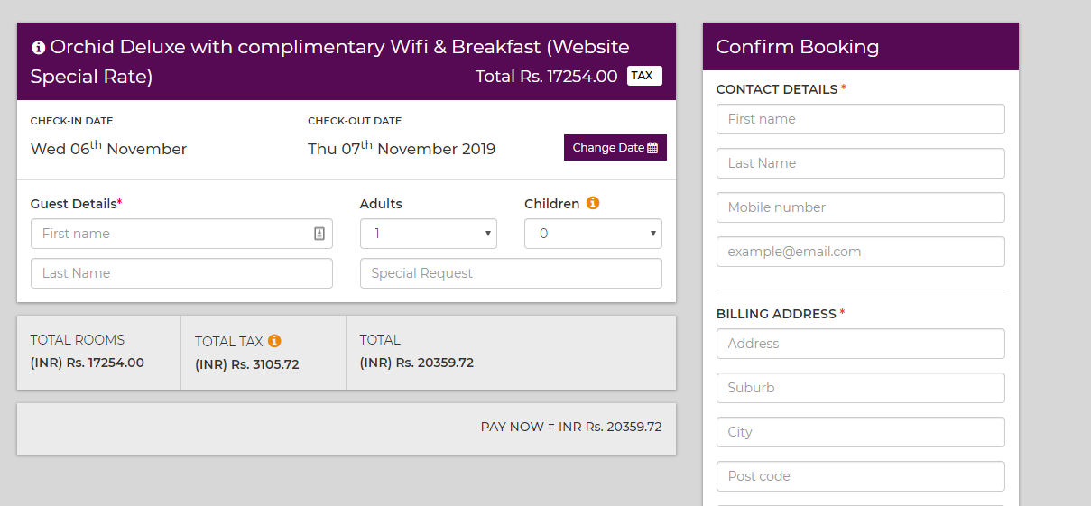 Use Kamat Hotels Coupon Code