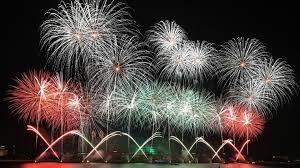 UAE National Day-Fireworks