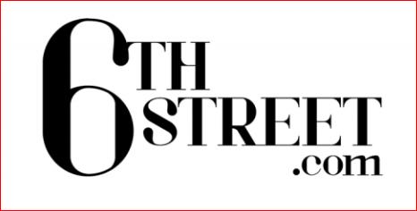 شعار موقع 6 ستريت - كود خصم 6 ستريت