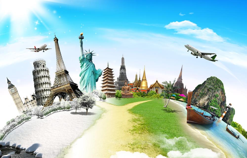 الرحلات الدولية في كود خصم رحلات