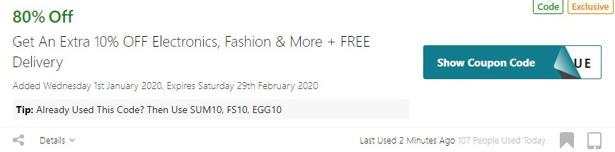 Get Dubai Online Store Coupon Code