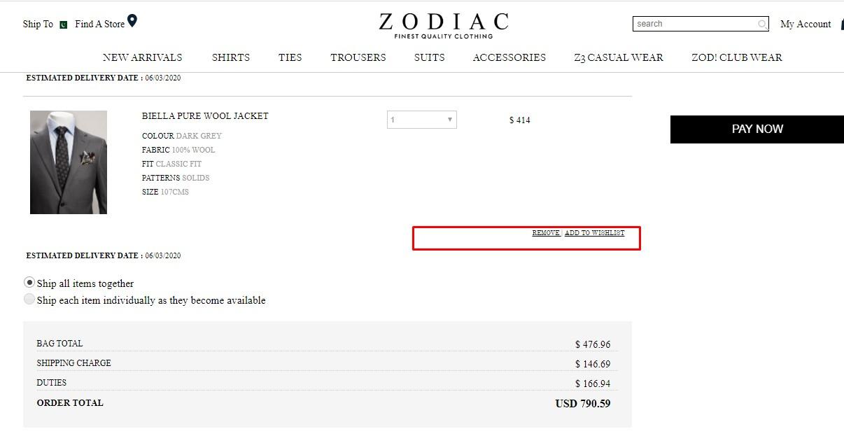 Use Zodiac Discount Codes