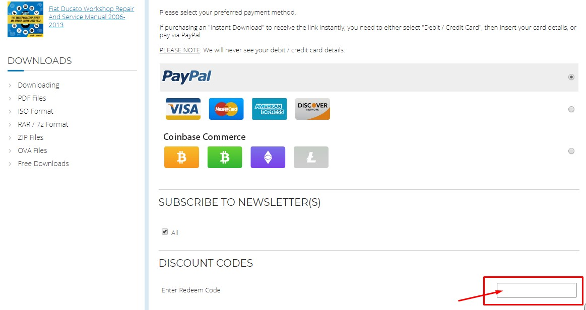 Use Emanual Online coupon code