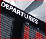 جدول رحلات العربية للطيران