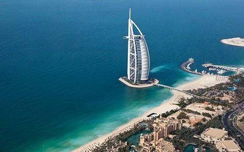 فندق برج العرب في دبي