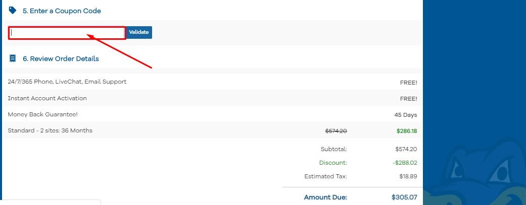 Use Host Gator Discount Code