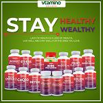 Vtamino Promo Codes & Coupons