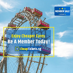 Cheaptickets SG Promo Codes & Cheaptickets SG Coupons