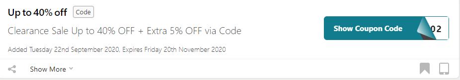 Get Kitchen Souq Coupon Code
