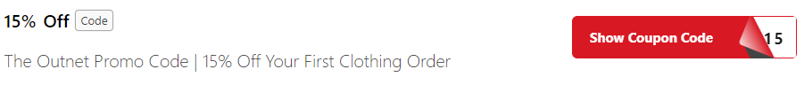 Get The Outnet Coupon Codes