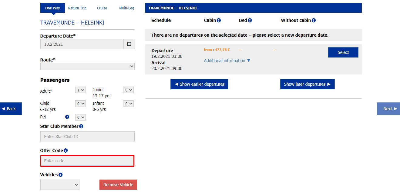 Use Finnline Discount Code