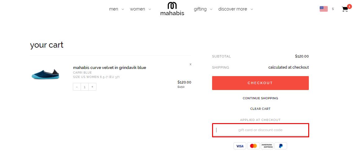 Use Mahabis Discount Code