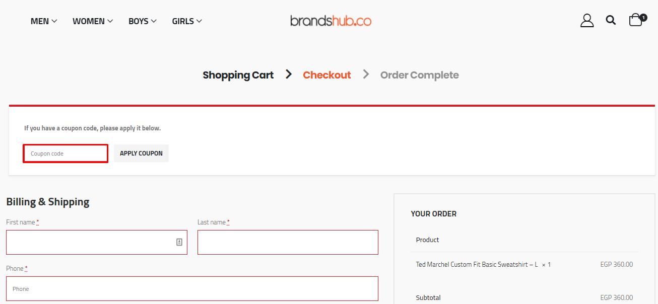 Use Brandshub.co Discount Code