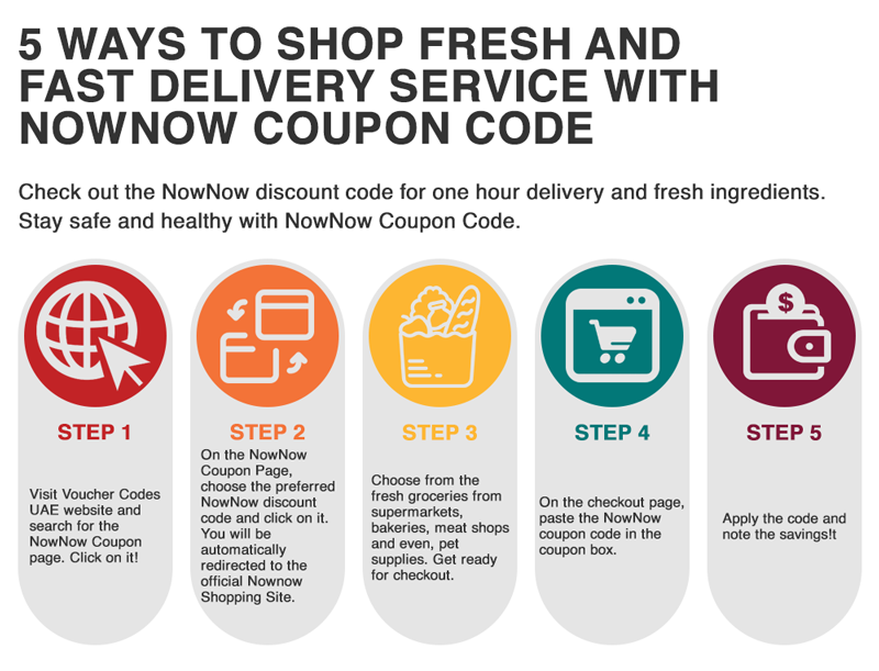 NowNow Discount Codes