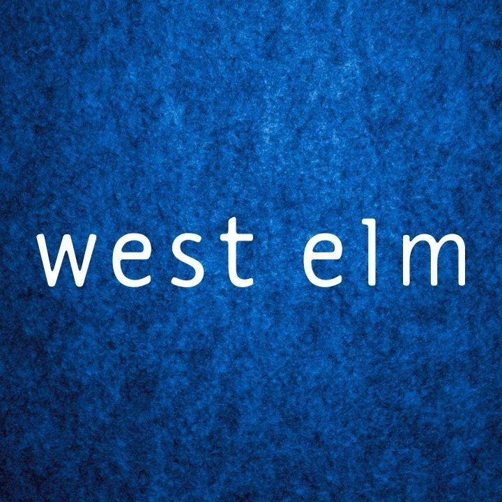 West Elm coupon codes