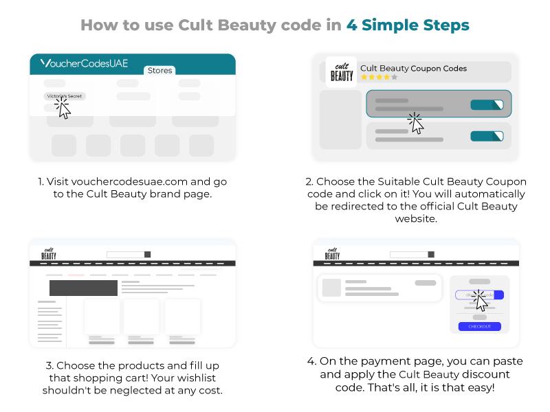 Cult Beauty promo code