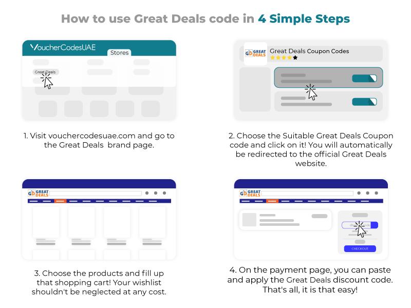 Great Deals Discount Code