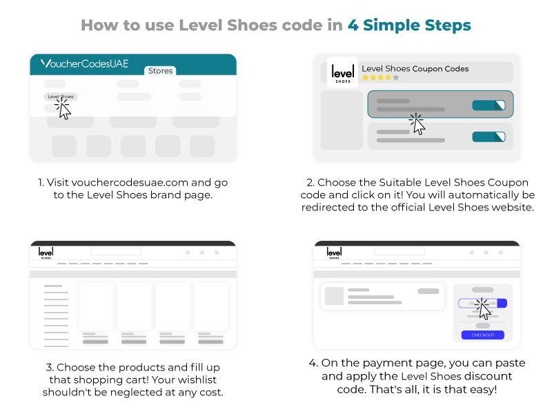Level Shoes Promo Code