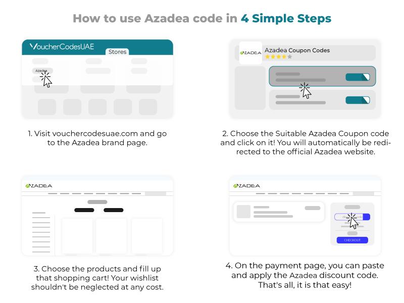 Azadea Coupon Code