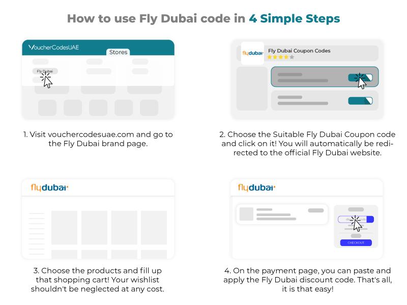Fly Dubai Promo Code