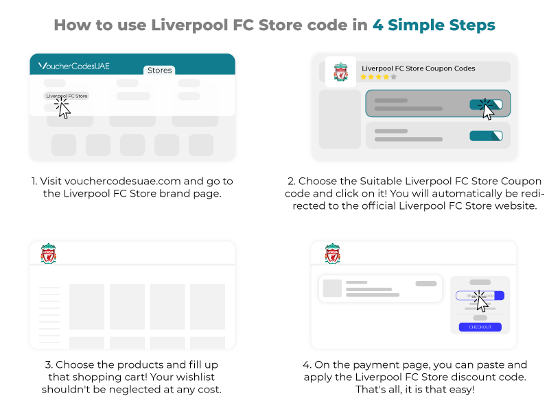 Liverpool FC Store Coupon Code