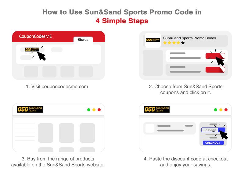 sun&sand sports promo code