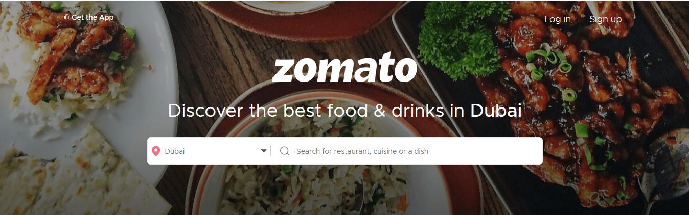 Zomato Discount Code