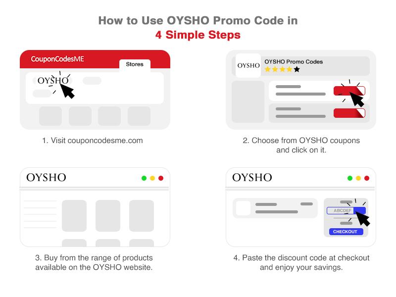 oysho promo code