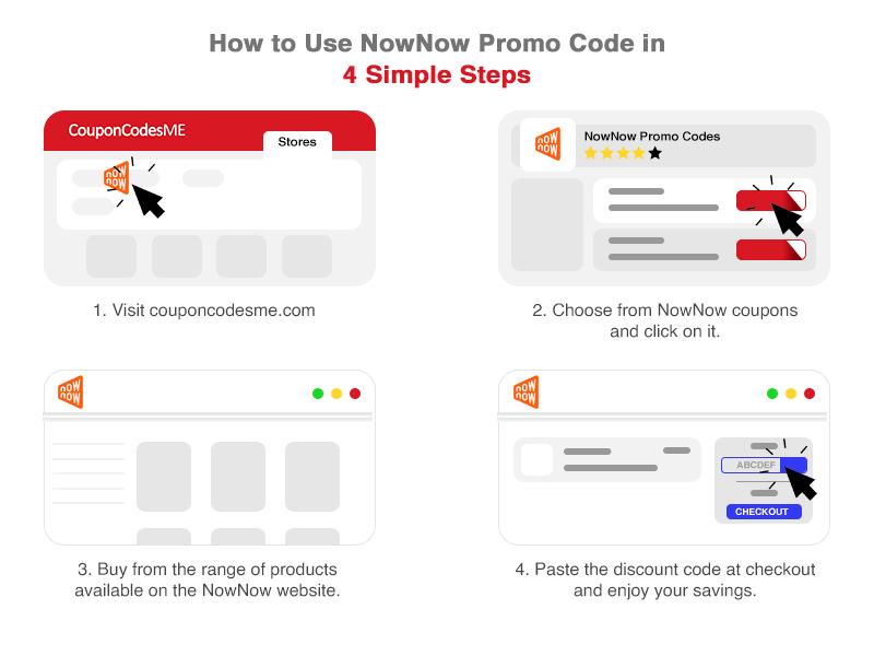 NowNow Promo Code