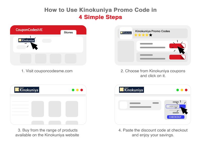 kinokuniya promo code