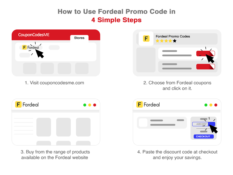 Fordeal Coupon Code