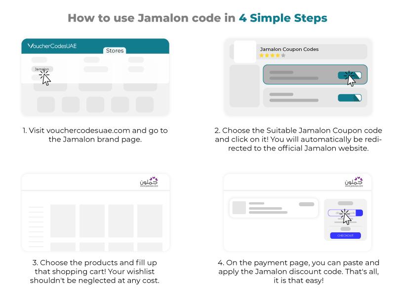Jamalon Promotional Code